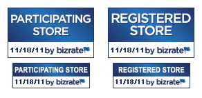 "Messaging for store not Certified – ""Registered Store""or ""Participating Store"""