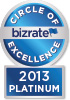 Bizrate Circle of Excellence - See [Merchant Name] Reviews at Bizrate.com