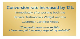 Conversion rate increased by 12%
