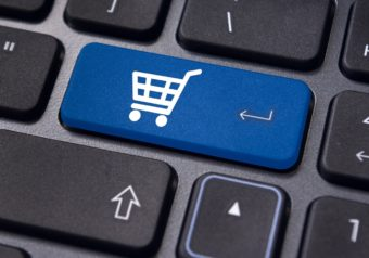 shopping-cart-ecommerce-keyboard