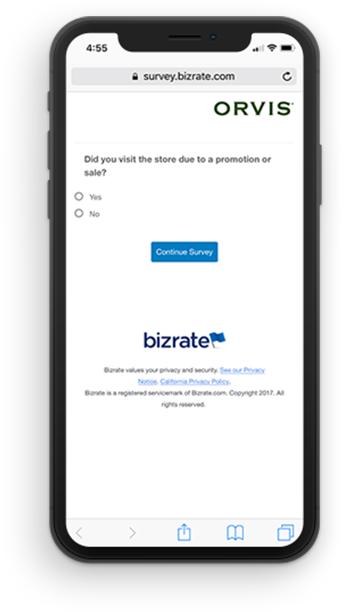 survey customization options
