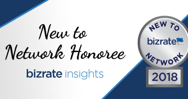 New to Network Honoree 2018