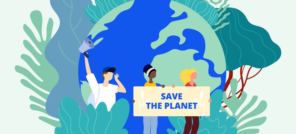 sustainable retail header image earth day